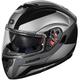 Black Atom SV Tarmac Modular Helmet