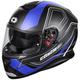 Black/Matte Blue Thunder 3 SV Trace Helmet