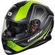 Black/Matte Hi-Vis Thunder 3 SV Trace Helmet