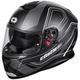 Matte Black Thunder 3 SV Trace Helmet