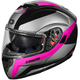 Black/Pink SV Tarmac Modular Helmet