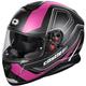 Black/Matte Pink Thunder 3 SV Trace Helmet