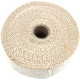 Light Brown Fiberglass Exhaust Wrap - 48-0137