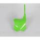 KX Green Front Number Plate - KA04738-026