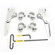 Trigger Lock Mounting Kit for Batwing Fairing - MEK2027