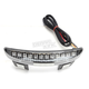 LED Chopped Fender Tail Light w/Clear Lens - H5184-CL