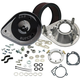 Gloss Black Teardrop Air Cleaner Kit - 170-0304B