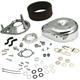 Chrome Teardrop Air Cleaner Kit - 170-0306B