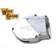 Chrome V-Charger Air Cleaner - 34-0620