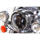 Chrome 7 in. LED Headlamp - 33-1106