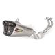 Titanium Racing Line Full Exhaust System - S-Y5R3-HZEMT