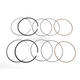 Standard Replacement Chromoly Faced Piston Rings - 940-0014