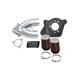 Chrome Single Bore Tuned Induction Kit - 170-0310B