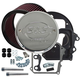 Air Cleaner Kit w/Chrome S&S Logo Cover - 170-0295B