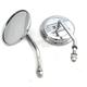 Air Flow Mirror Set w/Steel Stems - 34-0018