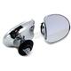 Chrome Mini Fairing Mirror Set - 34-1736