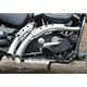 Chrome Magnum Exhaust Drag Pipe Set - 30-1285