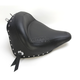 Wide Studded Solo Seat - 76233
