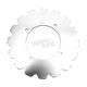 Rear UTVX Brake Rotor - UTVX6275