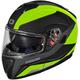 Black/Matte Hi-Vis Atom SV Tarmac Modular Helmet