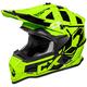 Hi-Vis Mode MX Stance Helmet