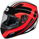 Red Mugello Maker Helmet