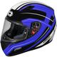 Blue Mugello Marker Helmet