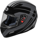Black Mugello Maker Helmet