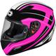 Pink Mugello Maker Helmet