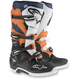 Black/Orange/Blue/White Tech 7 Enduro Boots