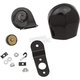 Black Electric Horn Kit  - 2107-0246