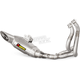 Stainless Steel/Titanium Racing Line Exhaust System - S-K6R9-AFCRT