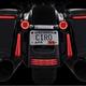 Black Fang Rear Turn signal Light Insert - 45421