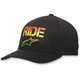 Black Ride Speckle Hat