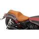 Brown Classic Stitch Caballero Seat - 0810-1998