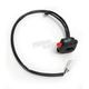 Handlebar Stop/Start Switch for use w/Rev2 Throttle Kits - 11-0103