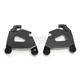 Black Mount Kit for Cafe Fairing - MEB1725