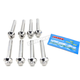 Stainless 12 Point Head Bolt Kit (Set/8) - 3007