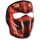 Slayer Masked Full Face Mask - WNFM104