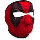 Red Dawn Full Face Mask - WNFM109