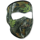 Forest Green Full Face Mask - WNFM238