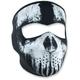 Ghost Skull Full Face Mask - WNFM409