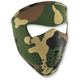 Woodland Camo Full Face Mask - WNFMS118