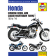 Honda Repair Manual - M2756