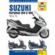 Suzuki Repair Manual - M4909