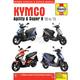 Kymco Repair Manual - M6034