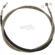 XR Polished Stainless Hydraulic Clutch Line - SSC0105-74