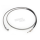 XR Polished Stainless Hydraulic Clutch Line - SSC0106-74