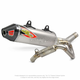 Ti-6 Titanium/Titanium/Carbon Fiber Exhaust System - 0351725F