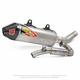 Ti-6 Pro Titanium/Titanium/Carbon Fiber Exhaust System - 0351745FP